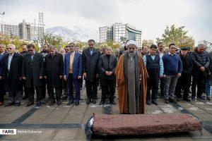 تشییع پیکر زنده یاد «رضا عبدی»