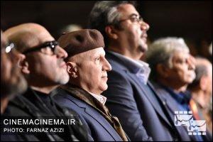 افتتاحیه سیزدهمین دوره جشنواره سینما حقیقت