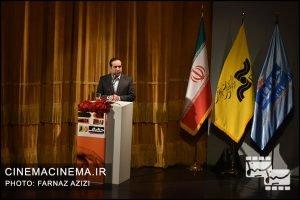 حسین انتظامی، معاون سینمایی وزارت فرهنگ و ارشاد اسلامی