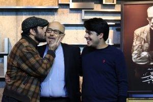 مراسم تقدیر از اکبر زنجانپور