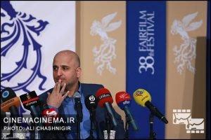 مسعود نجفی، مدیر روابط عمومی جشنواره