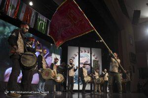 اختتامیه جشنواره عمار