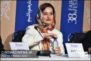 نشست خبری عوامل فیلم «آبادان یازده ۶۰» در سی و هشتمین جشنواره فیلم فجر