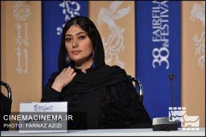 نشست خبری عوامل فیلم «من می ترسم» در هشتمین روز سی و هشتمین جشنواره فیلم فجر