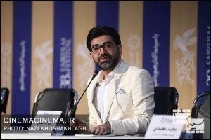 فرزاد حسنی در سی و هشتمین جشنواره فیلم فجر