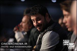 جواد عزتی در نشست خبری فیلم «خورشید» در دهمین روز سی و هشتمین جشنواره فیلم فجر