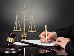حقوقی وکالت