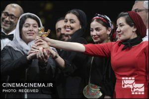 جایزه خرس طلایی بهترین فیلم هفتادمین جشنواره بینالمللی فیلم برلین به «شیطان وجود ندارد» به کارگردانی محمد رسولاُف تعلق گرفت