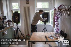 نمایش خلاقانه فیلم برای همسایهها در برلین
