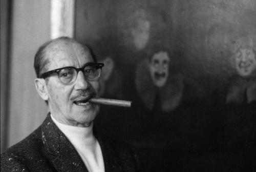 Groucho Marxcirca 1970s© ۱۹۷۸ Bruce McBroom