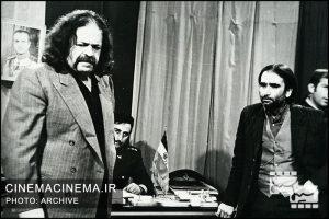 محمدعلی کشاورز در فیلم شام آخر / عکاس رضا مهاجر