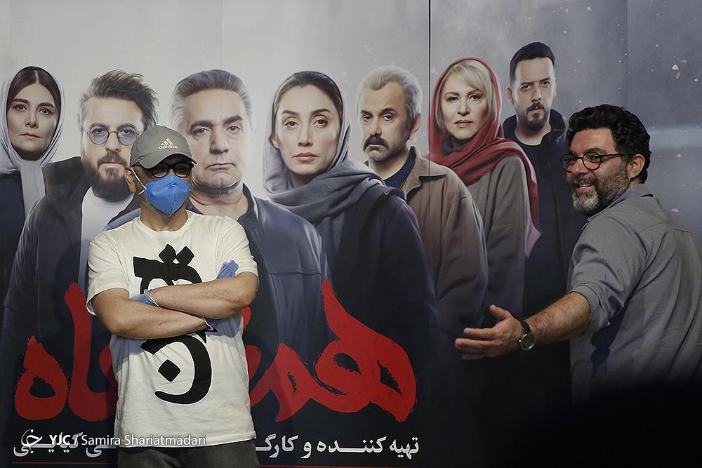 حبیب رضایی در نشست خبری سریال هم گناه پایگاه خبری تحلیلی سینما