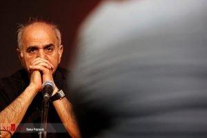 پرویز پرستویی در نشست خبری سریال «هم گناه»