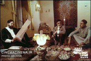 محمدعلی کشاورز در فیلم شطرنج باد / عکس: فرهاد فرهادی