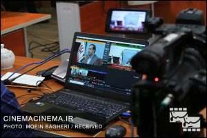 نشست خبری رییس سازمان سینمایی