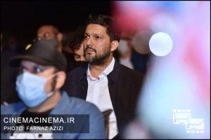 حامد بهداد، بازیگر در آیین تجلیل از افتخارآفرینان سینمای ایران در عرصه بینالملل