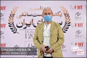 کمال تبریزی، کارگردان در آیین تجلیل از افتخارآفرینان سینمای ایران در عرصه بینالملل