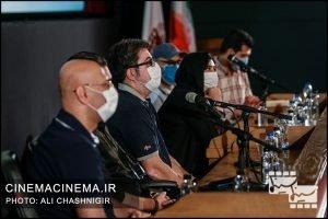 نشست خبری فیلم بیحسی موضعی