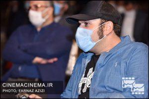 محمدحسین مهدویان، کارگردان در آیین تجلیل از افتخارآفرینان سینمای ایران در عرصه بینالملل
