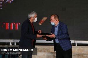 تجلیل از سروس صحت برای فیلم جهان با من برقص در آیین تجلیل از افتخارآفرینان سینمای ایران در عرصه بینالملل