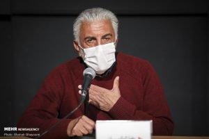 رضا کیانیان در نشست خبری جشنواره آنلاین «هنر زنده است»