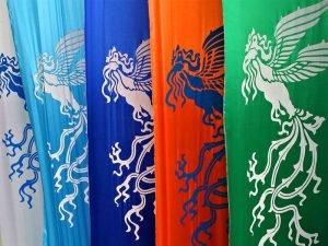 پرچم جشنواره فیلم فجر