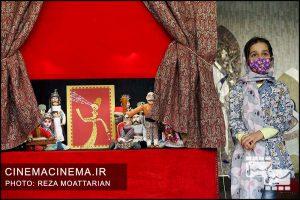رونمایی از پوستر هجدهمین جشنواره نمایش عروسکی