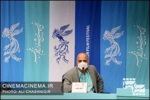 مسعود نجفی، روابط عمومی جشنواره سی و نهم فیلم فجر
