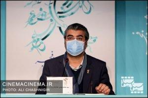 سید محمدمهدی طباطبایی نژاد، دبیر جشنواره سی و نهم فیلم فجر