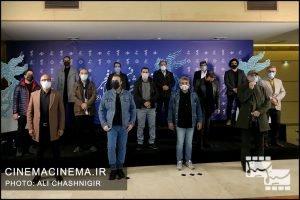فتوکال فیلم تک تیرانداز در سی و نهمین جشنواره فیلم فجر