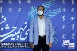 محمدرضا شفاه فوتوکال فیلم مصلحت در سی و نهمین جشنواره فیلم فجر