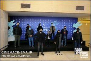 فوتوکال فیلم روزی روزگاری آبادان در سی و نهمین جشنواره فیلم فجر
