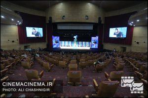 نشست خبری فیلم مامان در سی و نهمین جشنواره فیلم فجر