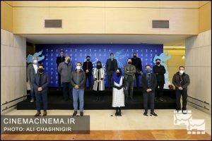 فوتوکال فیلم تی تی در سی و نهمین جشنواره فیلم فجر