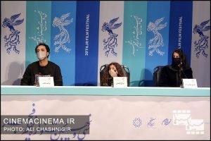 فوتو کال روشن در سی و نهمین جشنواره فیلم فجر