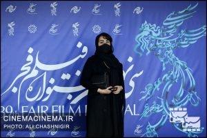 فوتوکال فیلم مامان در سی و نهمین جشنواره فیلم فجر