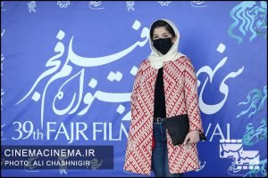 فوتوکال فیلم خط فرضی در سی و نهمین جشنواره فیلم فجر