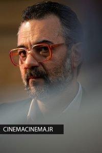 علیرضا صنیع فر در اکران قصیده گاو سفید در هفتاد و یکمین جشنواره فیلم برلین