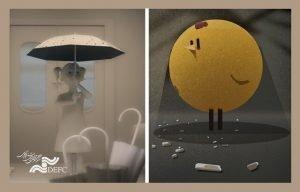 انیمیشن جیک و ستارگان زیر باران
