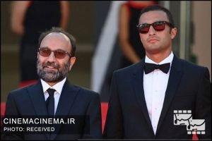 اکران فیلم قهرمان در جشنواره فیلم کن