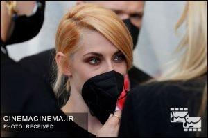 ماسک میهمان ویژه جشنواره ونیز