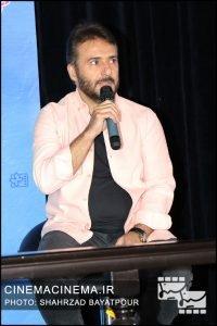 سیدجواد هاشمی در چهارمین روز سی و چهارمین جشنواره فیلم کودک و نوجوان