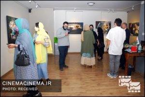 نمایشگاه نقاشی «گاه خویش»