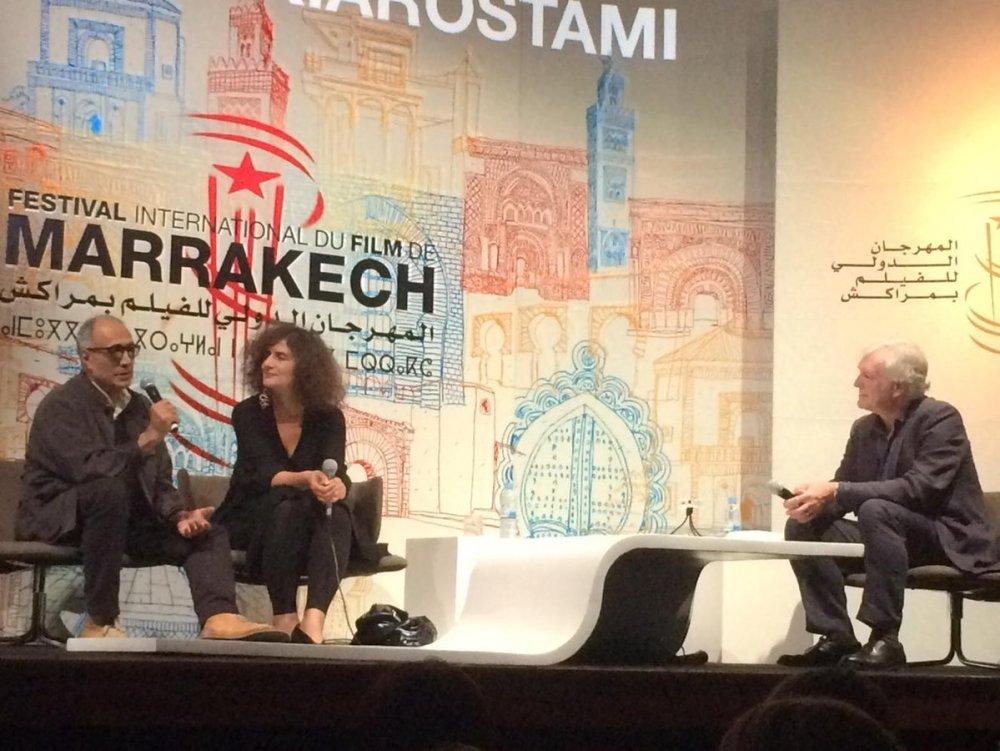 kiarostami-abbas-andrew-geoff-on-stage-001-marrakech-film-festival (1)