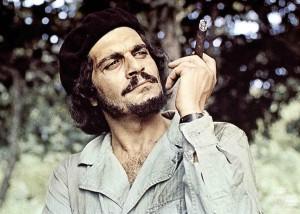 Che!  (1969) Omar Sharif Schließlich geht Che Guevara (Omar Sharif) nach Bolivien, wo er dann ums Leben kommt. Regie: Richard Fleischer ,