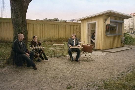 «یک کبوتر روی شاخهای نشست و به هستی فکر کرد» نماینده سوئد در اسکار است