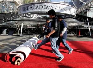 فرش قرمز مراسم اسکار