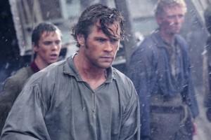 کریس همسورث در فیلم در دل دریا