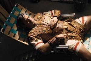 جرج کلونی در درود بر سزار!