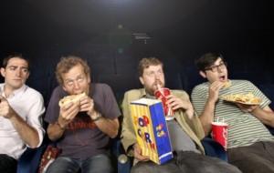 غذا در سینما